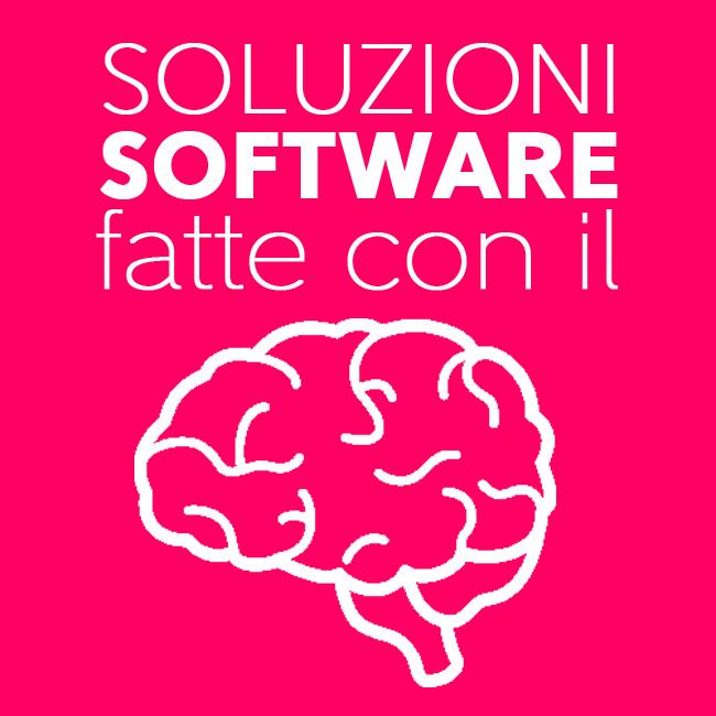 Soluzioni software fatte con il cervello - New IT