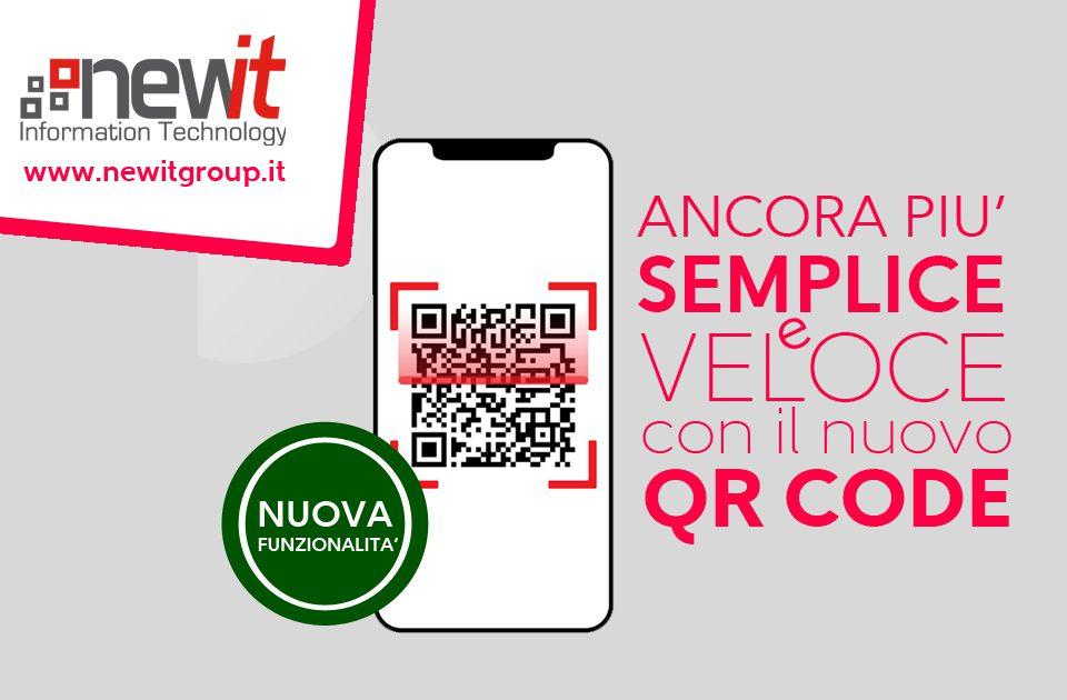 QR Code per velocizzare l'assistenza tecnica - yoourTicket una soluzione New IT Soluzioni Software Roma