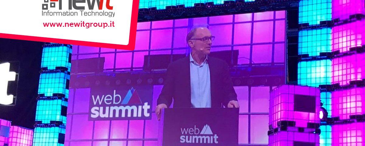 Web Summit: Tim Berners-Lee propone il contratto salva internet - New It siti web e soluzioni software Roma